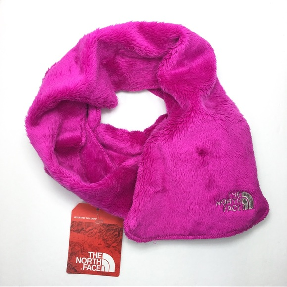 f2dbbdebb9f The North Face Denali Thermal Scarf Girl Kid Pink